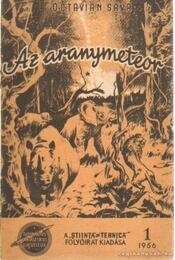 Az aranymeteor I. - Sava, Octavian - Régikönyvek