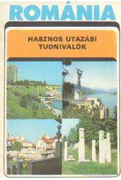 Románia - hasznos utazási tudnivalók - Régikönyvek