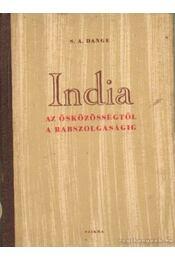 India - Dange, S. A. - Régikönyvek