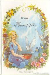 Hamupipőke - Grimm - Régikönyvek