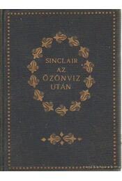 Az özönvíz után - Sinclair, Upton - Régikönyvek