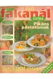 Téli Fakanál Extra 1994/4 - Régikönyvek