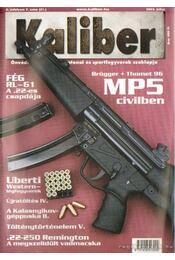 Kaliber 2002. július 5. évf. 7. szám (51.) - Vass Gábor - Régikönyvek