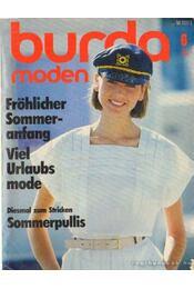 Burda (német) 1984. junius 6. - Régikönyvek