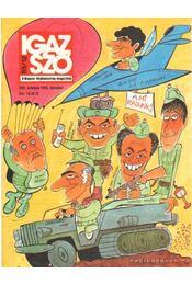 Igaz Szó 1985/12. december - Barkovics István - Régikönyvek