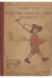Veréb meg Gavallér Jankó kalandjai - Benedek Elek - Régikönyvek