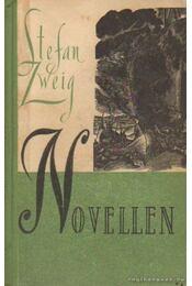 Novellen - Stefan Zweig - Zweig, Stefan - Régikönyvek