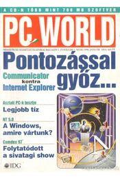 Pc World 1998. január 1. szám - Mészáros Csaba - Régikönyvek