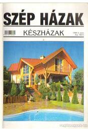 Szép Házak 1998/6 - Vogl Elemér - Régikönyvek