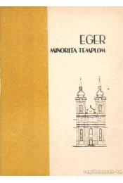 Eger Minorita templom - Voit Pál - Régikönyvek