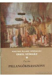 Pillangókisasszony - Giacomo Puccini - Régikönyvek