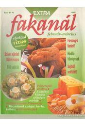 Fakanál extra 1995/1 - Kériné Serly Anna - Régikönyvek