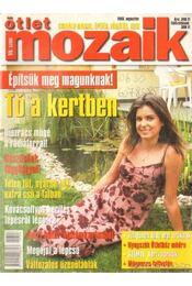 Ötlet Mozaik 2003. augusztus 59. szám - Régikönyvek