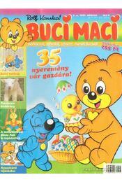 Buci Maci 2005. március 3. szám - Kauka, Rolf - Régikönyvek