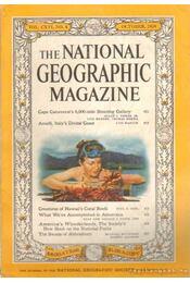 The national geographic magazine 1959, October - Bell Grosvenor, Melville - Régikönyvek