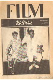 Filmkultúra 1986. február 2. szám - Több szerző - Régikönyvek