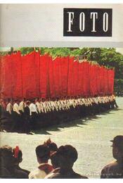 Foto 1965. május 5. - Bence Pál - Régikönyvek
