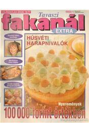 Tavaszi Fakanál Extra 1994/1 - Régikönyvek