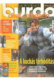 Burda 2000/10 - Reini, Susanna (föszerk.) - Régikönyvek