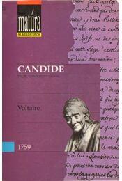Candide vagy az optimizmus - Voltaire - Régikönyvek