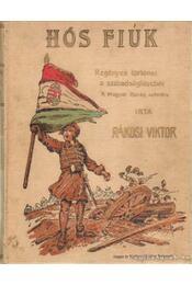 Hős fiúk - Rákosi Viktor - Régikönyvek