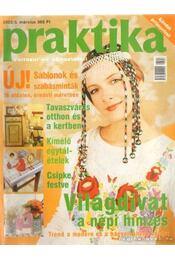 Praktika 2003/3. március - Boda Ildikó (főszerk.) - Régikönyvek