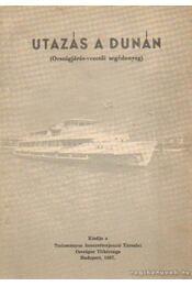 Utazás a Dunán - Földes István - Régikönyvek