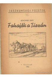 Fahajók a Tiszán - Betkowski Jenő - Régikönyvek