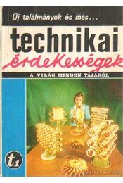 Technikai érdekességek 78/1 - Aba Iván - Régikönyvek