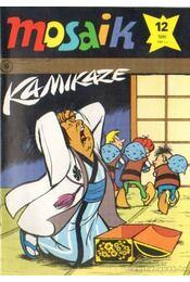 Kamikaze - Mosaik 1990/12 - Régikönyvek