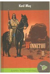 Winnetou II. - Karl May - Régikönyvek