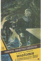Veszélyben a tengeralatti üzem I. - Jurist, E., Petrescu L. - Régikönyvek