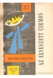 Az elveszett cirmos - Népművelési Intézet - Régikönyvek