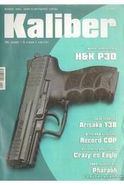 Kaliber 2007. november - Vass Gábor - Régikönyvek