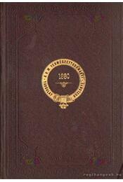 Természettudományi közlöny 12. kötet 125-136. füzet - Fodor József, Paszlavszky József, Szily Kálmán - Régikönyvek
