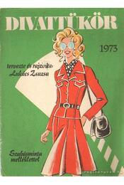 Divattükör 1973 - Régikönyvek