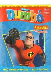 Dumbó 2006/08 - Walt Disney - Régikönyvek