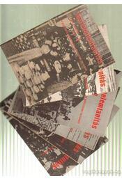 Történelemtanítás 1988. (teljes) - Szabolcs Ottó - Régikönyvek