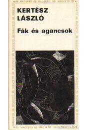 Fák és agancsok - Kertész László - Régikönyvek