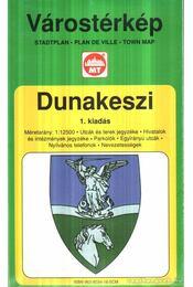 Dunakeszi (1:12500) - Régikönyvek