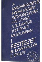 A magyar képző- és iparművészek szövetségének kiállitása a Budapesti történeti múzeumban I. - Régikönyvek