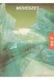 Művészet 88/2 - Rideg Gábor - Régikönyvek