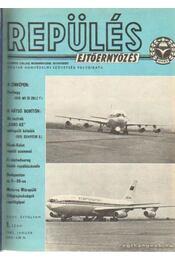 Repülés, ejtőernyőzés 1982., 1983. (teljes) - Nagyváradi Sándor - Régikönyvek