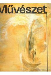 Művészet 1980. február - Rideg Gábor - Régikönyvek