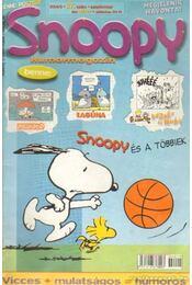 Snoopy humormagazin 2004/9. 27. szám - Régikönyvek
