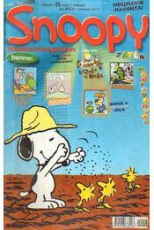 Snoopy humormagazin 2004/3 21. szám - Régikönyvek