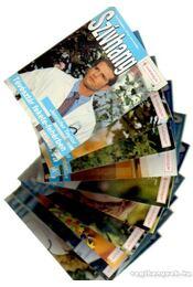 Szívhang 281-290. füzet - Lennox, Marion, Neil, Joanna, Kingsley, Maggie, Webber, Meredith, Matthews, Jessica, Gold, Kristi, Taylor,Jennifer - Régikönyvek