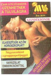Mi Világunk 1991/2 - Kulcsár Ödön - Régikönyvek