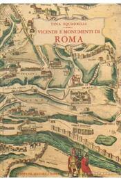 Vicende e monumenti di Roma - Squadrilli, Tina - Régikönyvek