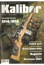 Kaliber 2006. december. 9. évf. 12. szám (104) - Vass Gábor - Régikönyvek